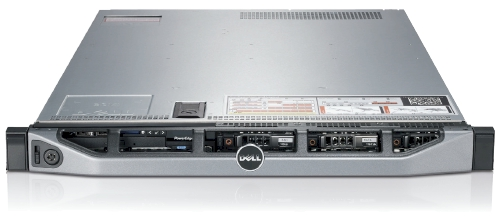 Dell PowerEdge R620 1x E52640v2 SSDSATASAS