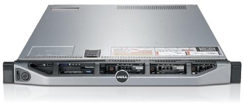 Dell PowerEdge R620 1x E52640v2 SSDSATASAS