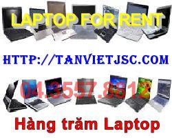 Laptop cho thue tai Ha Noi