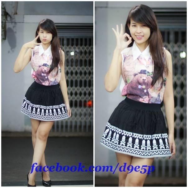 Level Shoponline Chuyen thoi trang nu vaychan vay nu si le Hang moi ve Gia Cuc SOC