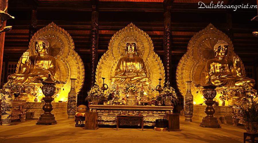 Tour Ha Noi Bai Dinh Trang An Ha Long Chua Ba Vang 2015