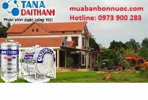Bon nuoc inox Dai Thanh