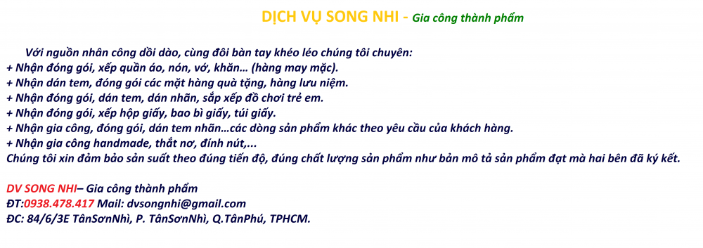 Chuyen nhan hang gia cong tphcm