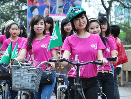 May Ao Thun Quang Cao