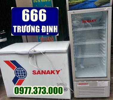 phan phoi tu lam mat cu coca pepsi sanaky alaska 300 lit 400 lit 800 lit1000 lit co bao hanh