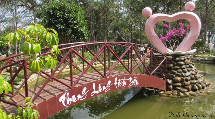 Tour Da Lat Thanh Pho Ngan Hoa 2015