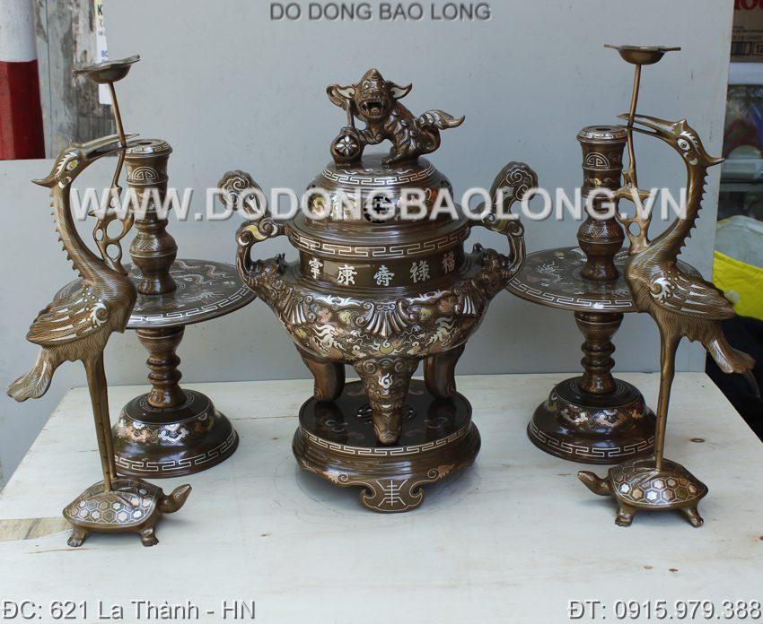 Bo Ngu Su Kham Tam Khi