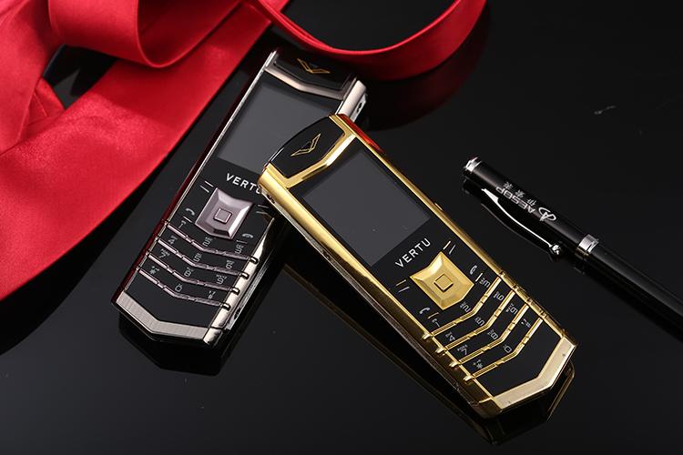 Dien thoai Vertu s 307 gold dang cap thuong luu