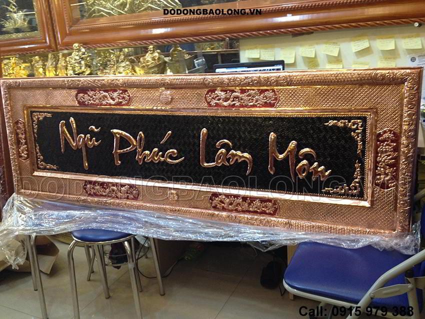 Hoanh Phi Ngu Phuc Lam Mon Bang Dong do cao cap