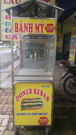 Phan phoi lo nuong thit banh my doner kebab