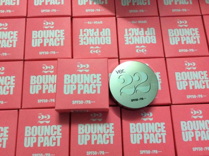Phan tuoi ver 22 bounce up pact spf 50 Review Giao buon toan quoc 0969695148