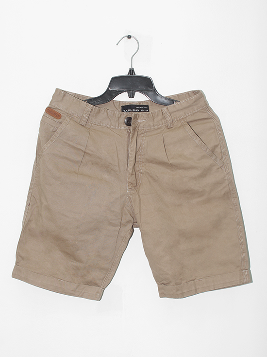 Quan Short Kaki Cafe QS39