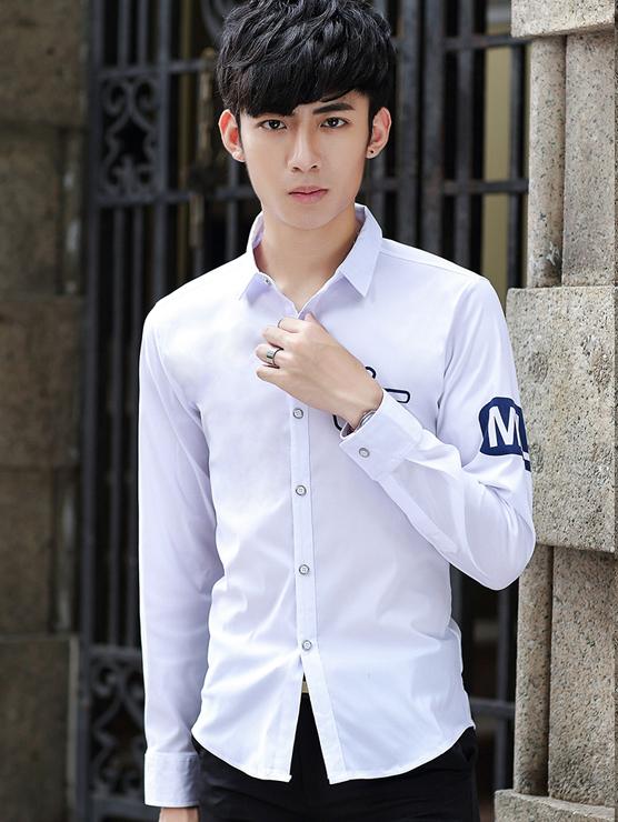 Ao So Mi Hoa Tiet Trang ASM667
