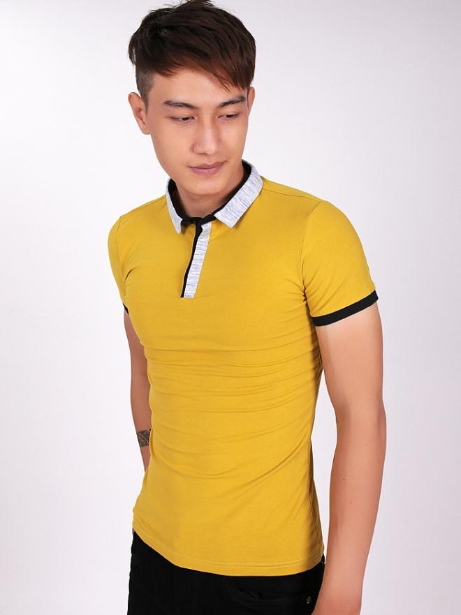 Ao Thun Co Co Vang AT560