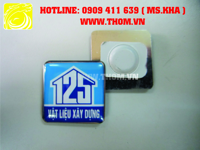Co so san xuat huy hieu bang ten pin cai ao logo gia re