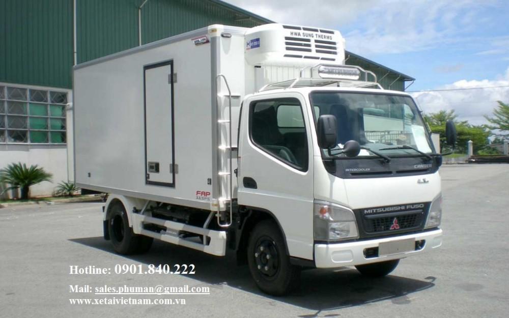 Noi nao ban xe tai Mitsubishi 1t9 3t5 4t5 5t2 gia tot o TPHCM Binh Duong Vung Tau Long An