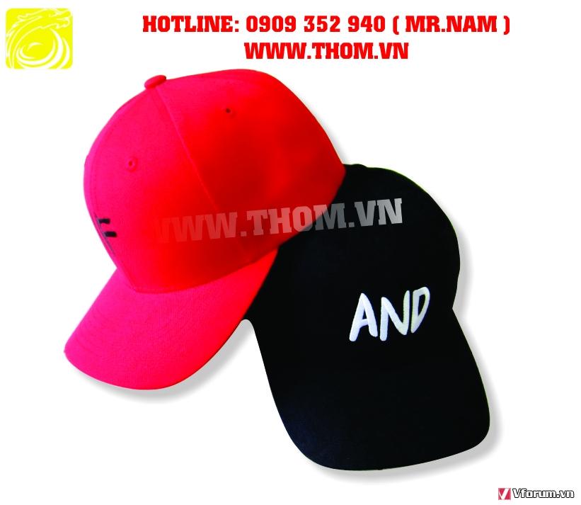 Co so may non hiphop mu hiphop non snapback non xuat khau theu logo gia re