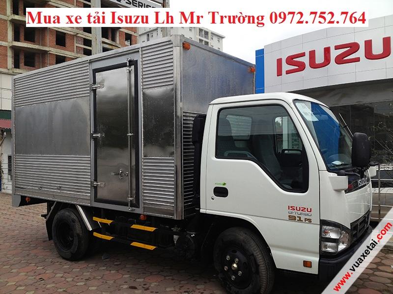 Đại lý bán xe tải 1400kg Q-Series thùng bạt giá gốc