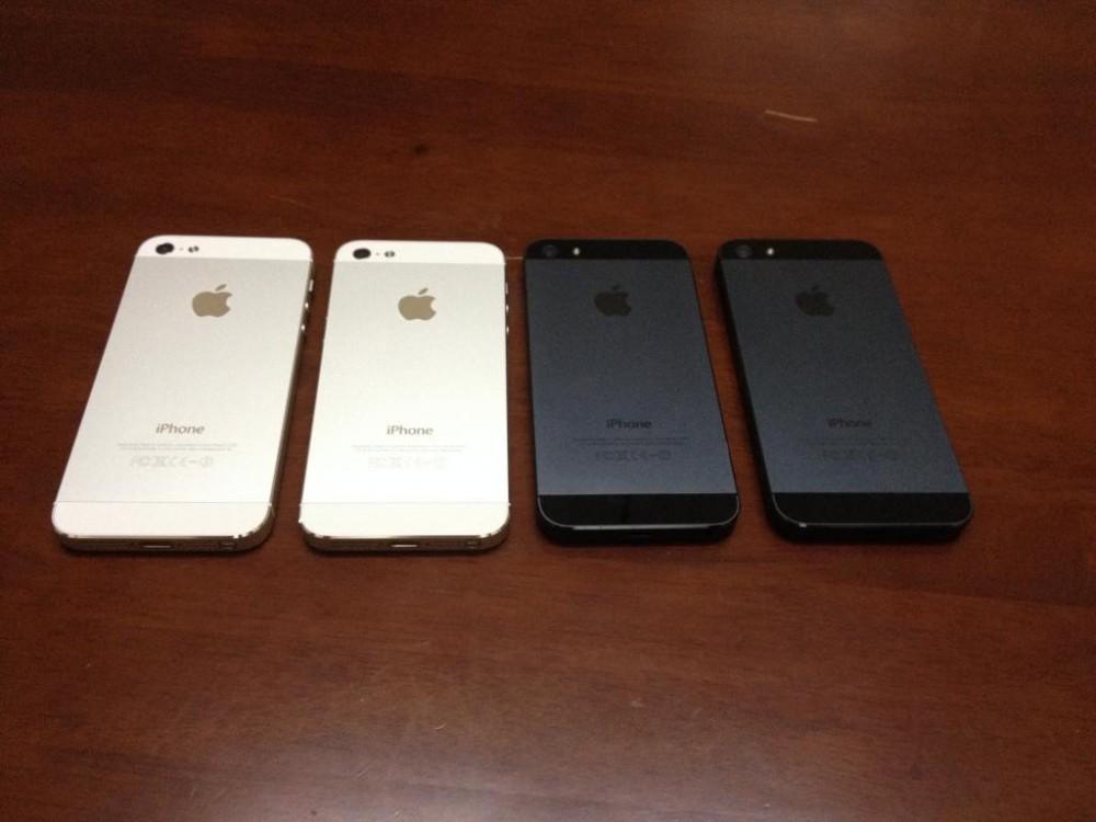Ban iPhone 5 quoc te 16GB den trang gia SOC