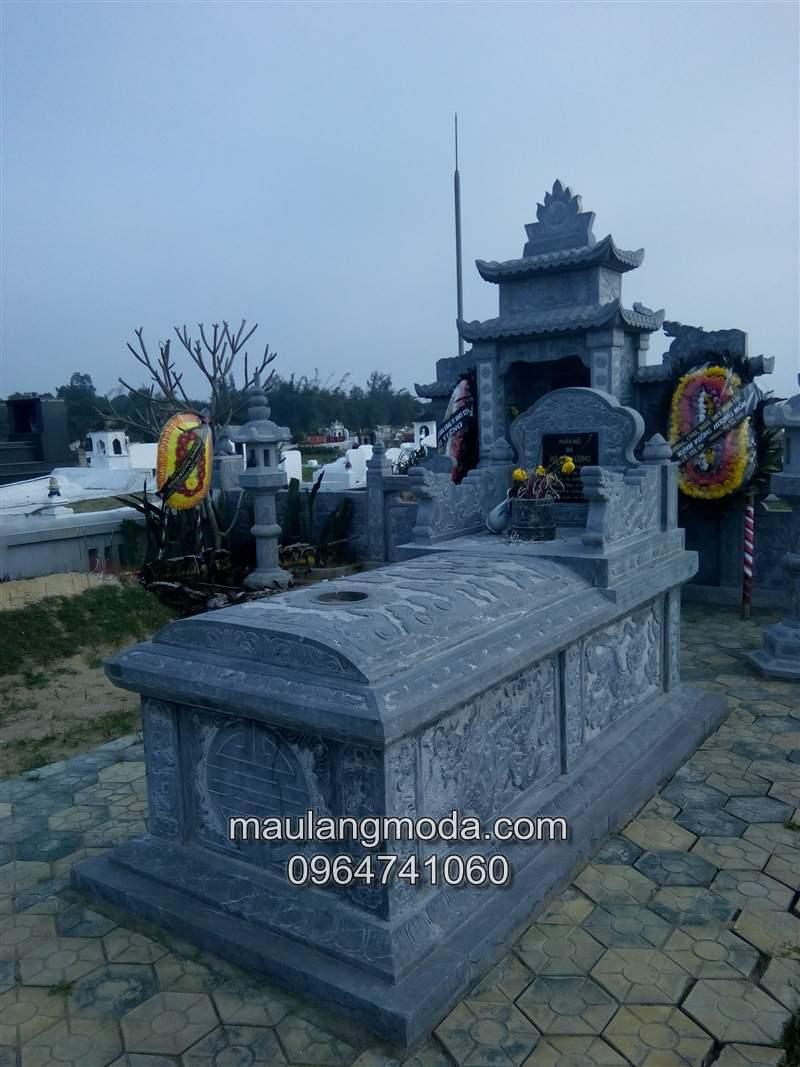 Lam lang mo da dep tai Nghi Xuan Ha Tinh