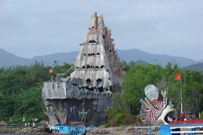 Tour Du Lich Bien Dao Nha Trang