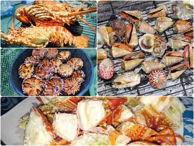 Tour Du Lich Dao binh Hung Resort Ngoc Suong 2 Ngay 1 Dem