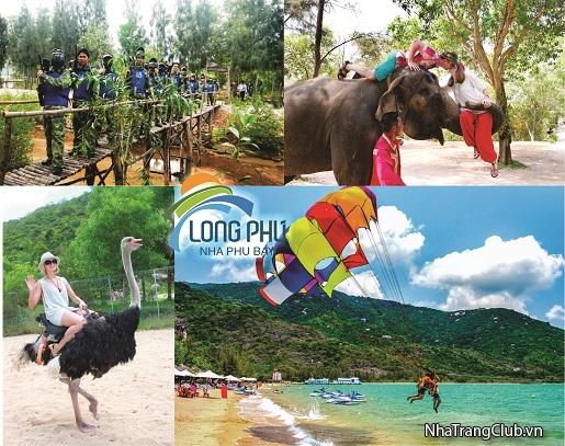 Tour Du Lich Dao Khi Suoi Hoa Lan Nha Trang