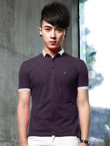 Ao Thun Co Co Tim AT573