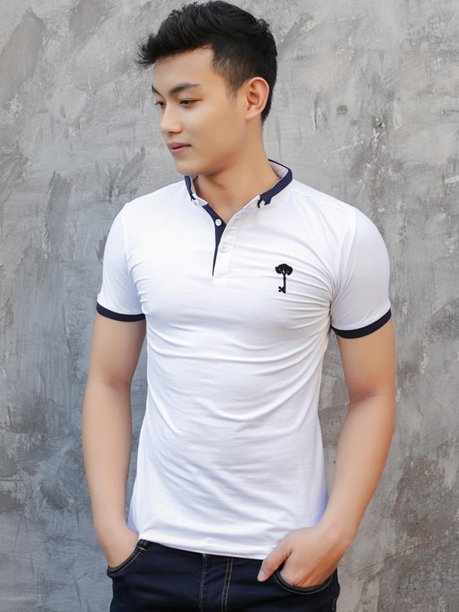Ao Thun Co Co Trang AT576
