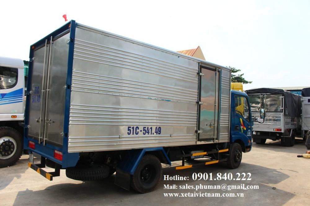 Cong ty uy tin ban xe tai 990kg 125 tan 14 tan VT200 2 tan VT250 25 tan gia tot nhat 2016