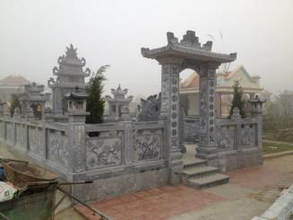 Khu lang tai Deo Sen