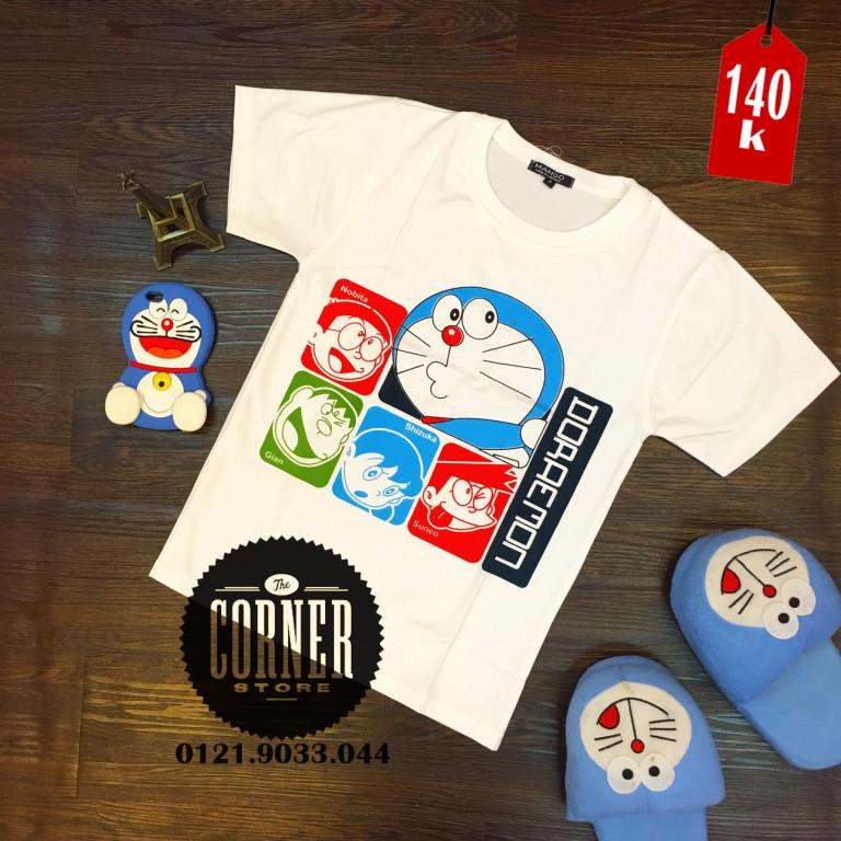 The Corner chuyen cung cap si le ao thun Basic du mau ao thun In