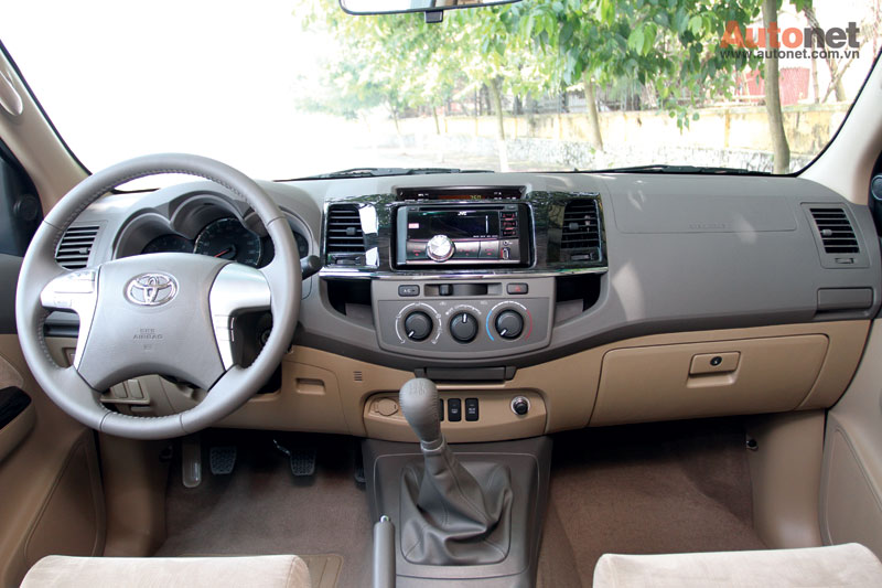 Thue xe Toyota Fortuner 7cho Nha Trang