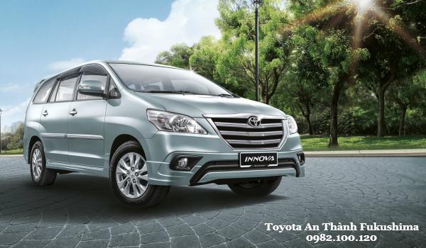 Toyota Innova 2016 Ca tinh ngau net the thao