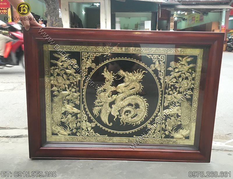 Tranh Dong Chu Phuc Hoa Rong 1m07