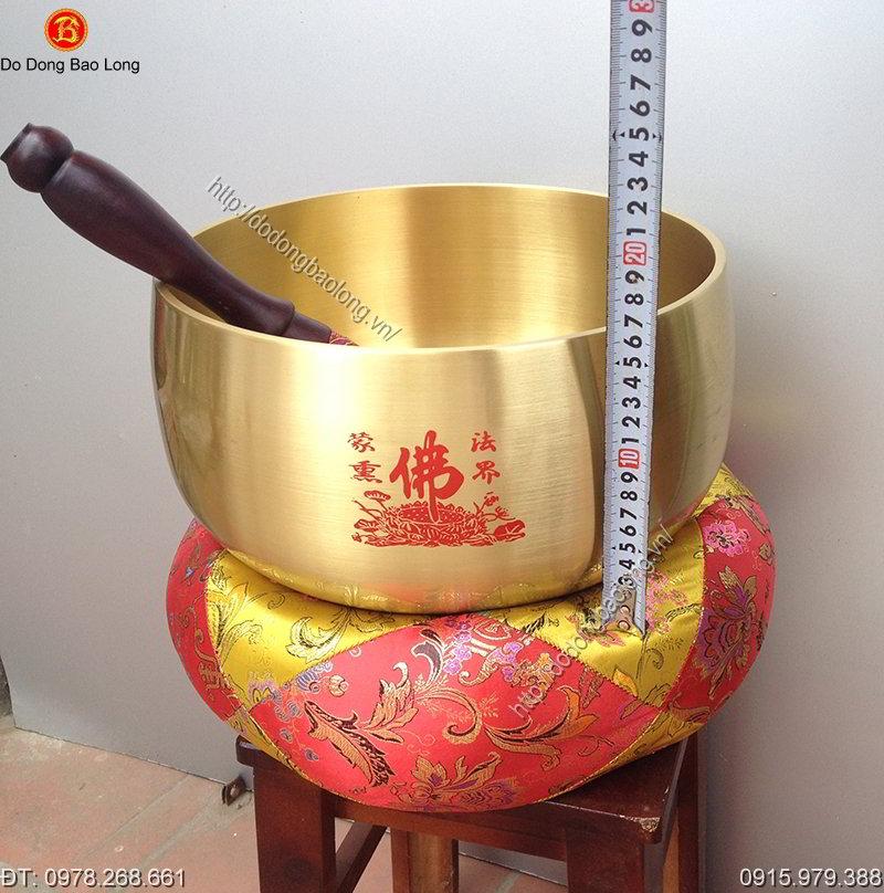 Ban Chuong Bat Chuong Thinh DK 31cm