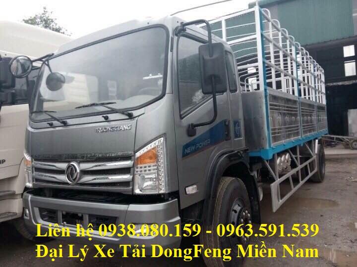 Ban xe tai Dongfeng 96 tan tra gop Chuyen ban xe tai Dongfeng 96 tan chat luong nhat