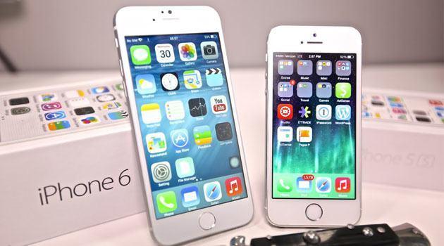 Bo doi iPhone 6s va 6s Plus la at chu bai cua Apple