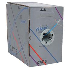 Cap mang AMP Cat5e UTP 4 doi AMP Category 5e UTP Cable Cap Mang UTP Cat6Cap mang FTP Cat6e AMP