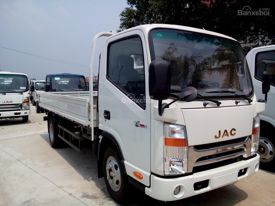Gia ban xe tai JAC 15 tan 19 tan 24 tan 245 tan 345 tan cao cap cong nghe Isuzu bao hanh 3 nam
