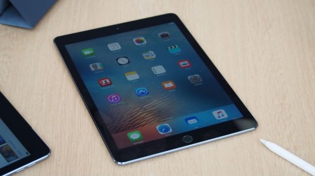 Nguyen nhan nao khien cho iPad bi do man hinh hien thi