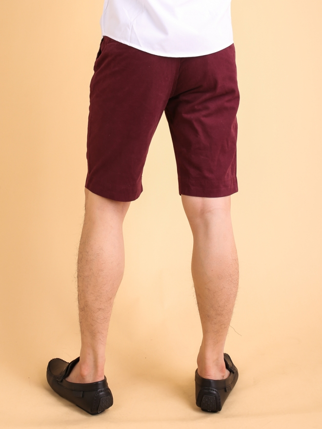 Quan Short Kaki Do Man QS72