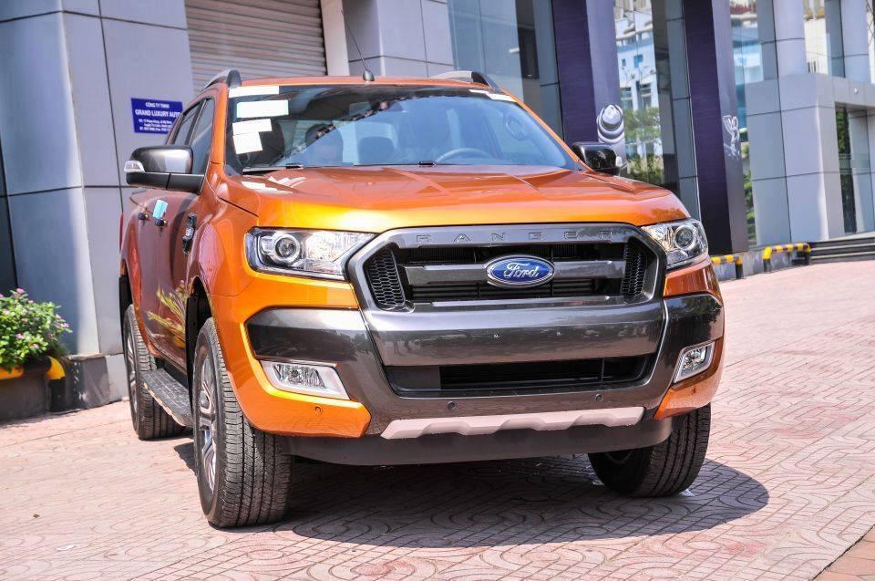 Xe Ford Ranger 2016 Wildtrak 32L 44 AT Nhap khau nguyen chiec