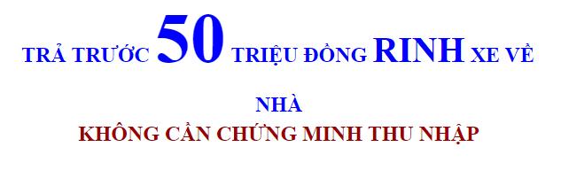 Ban tra gop xe tai Thaco 700 kg 800 kg 850 kg thung bat tra gop uy tin mien nam