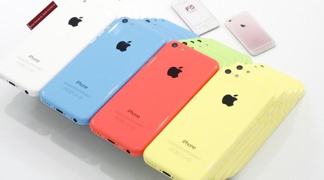Dung iPhone 5C lock hay gap nhung loi gi
