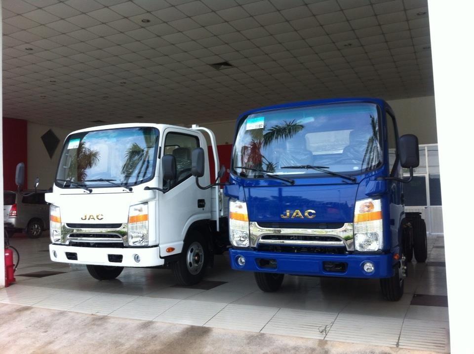 Ban xe tai Jac 125 tan 15 tan 19 tan 24 tan 345 tan 5 tan 6 tan 64 tan 725 tan 85 tan 9 tan