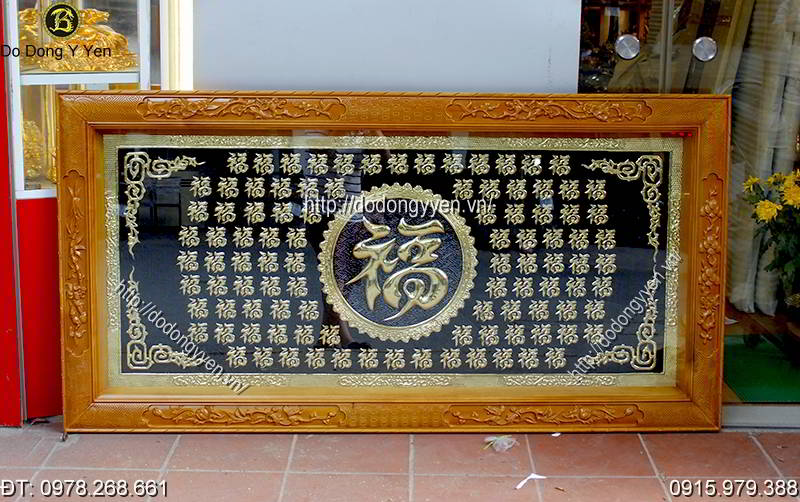 Tranh Bach Phuc Bang Dong 1m76
