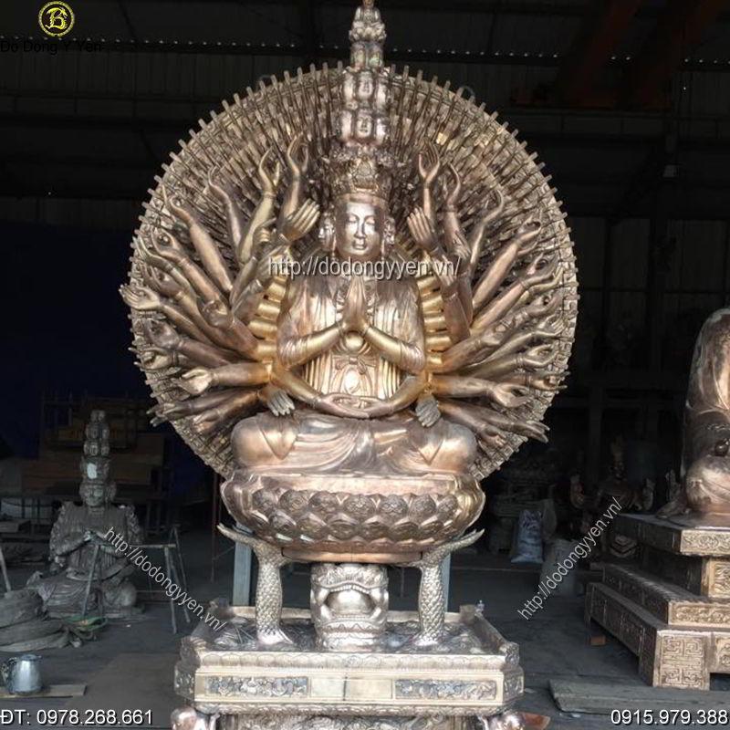 Tuong Dong Phat Ba Nghin Mat Nghin Tay