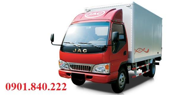 Xe tai Jac 125 tan HFC125K Jac 15 tan HFC1020K doi 2016 gia re