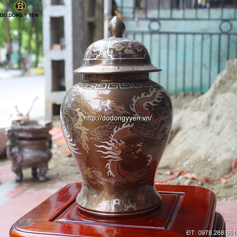Choe Dong Kham Ngu Sac Cao 30cm
